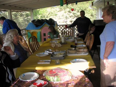 Grandma Party 072