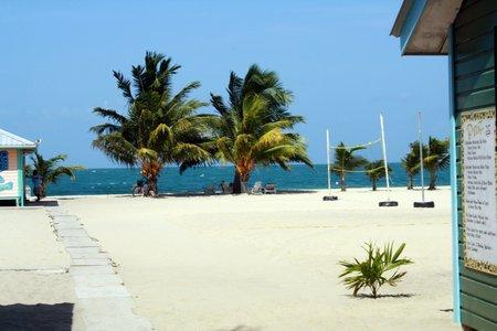 Belize village